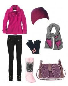 Что одеть на свидание зимой на улице