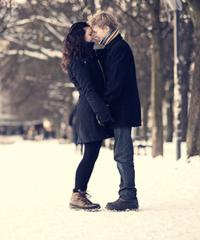 Что одеть на свидание зимой