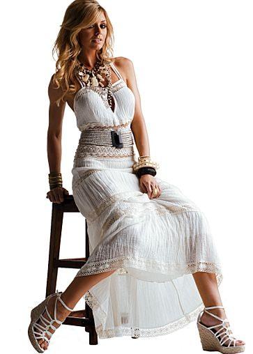 Белые босоножки с чем носить