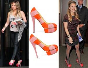 Замшевые туфли с чем носить