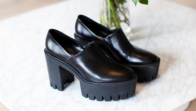 Вышла в свет обувь Stella McCartney