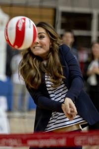 Кейт Миддлтон посетила спортивный семинар