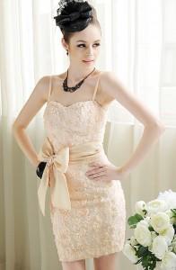 Платья кружевные короткие