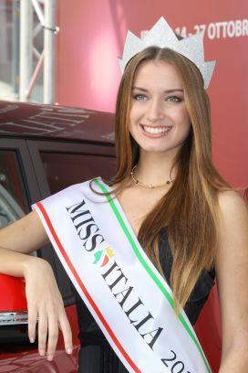 Джулия Арена выбрана Мисс Италия 2013