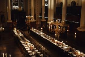 Ужин в честь Александра Маккуина