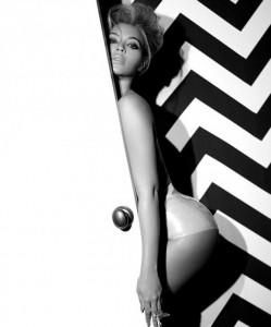 Черно-белые фотографии Бейонсе
