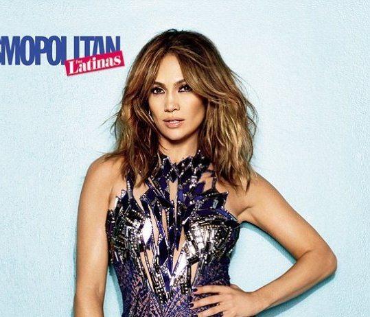 Дженнифер Лопес на обложке Cosmopolitan!