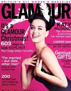 Кэти Перри в Glamour