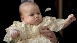 Крещение Prince George