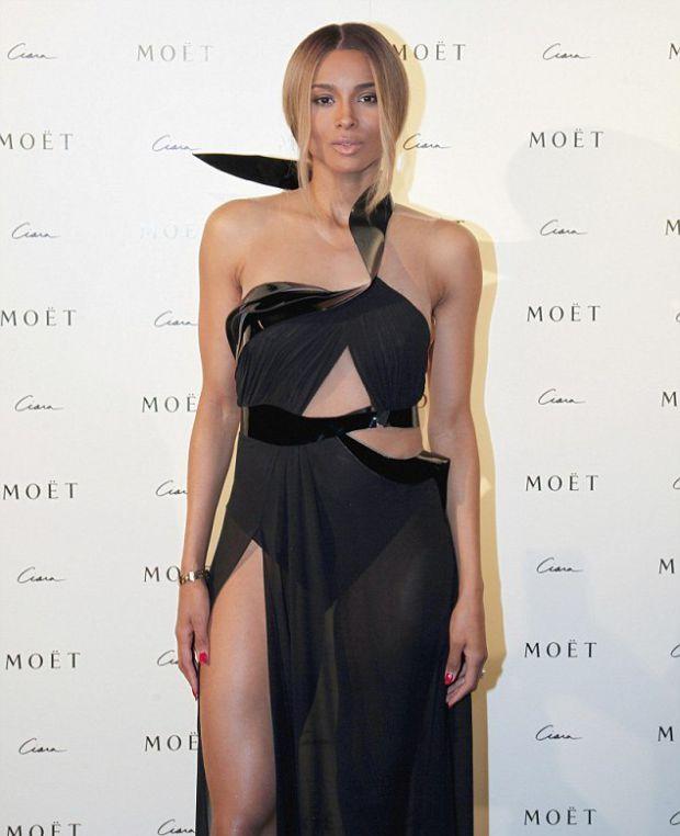 Ciara на мероприятии Moet
