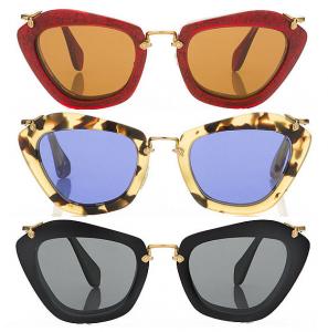 Какие любимые очки у Миранды Керр?