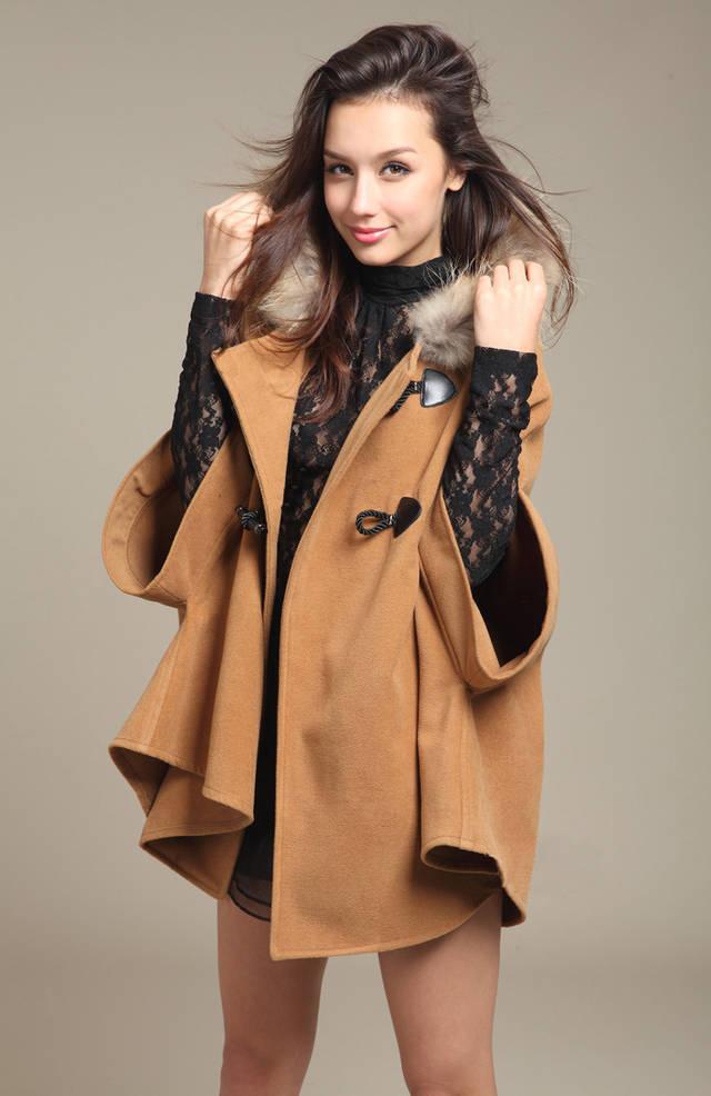 Модное горчичное пальто, с чем носить
