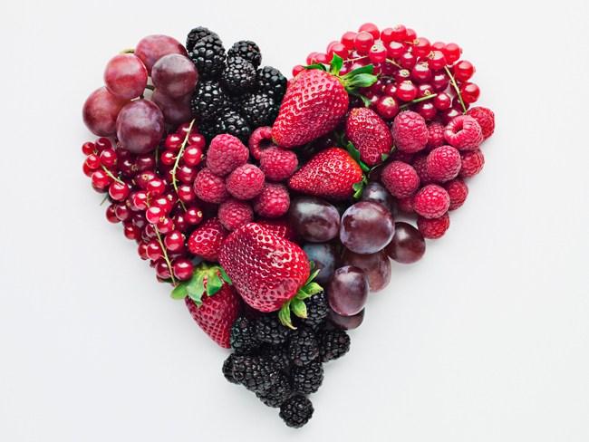 Продукты укрепляющие сердце