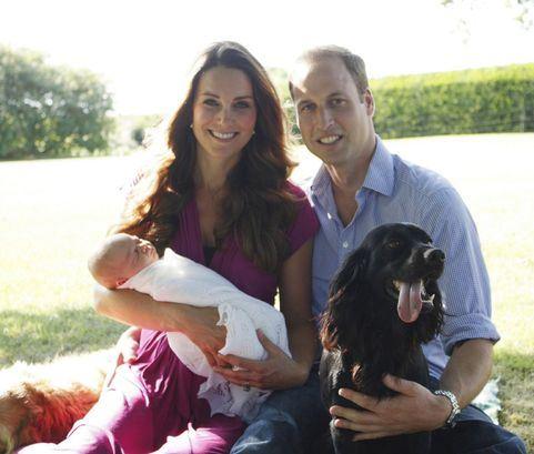 Уильям и Кейт планируют второго ребенка