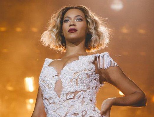 Новый стиль Beyonce