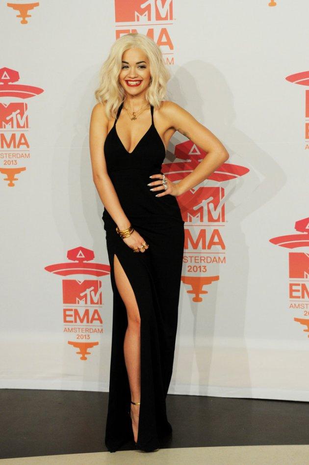 Rita Ora светилась в MTV EMA
