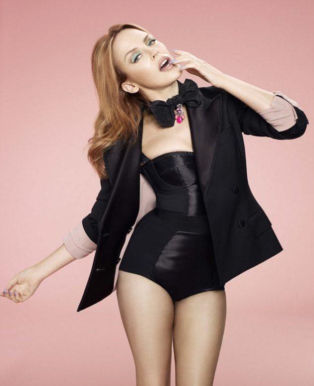 Klylie Minogue более 20 лет на сцене