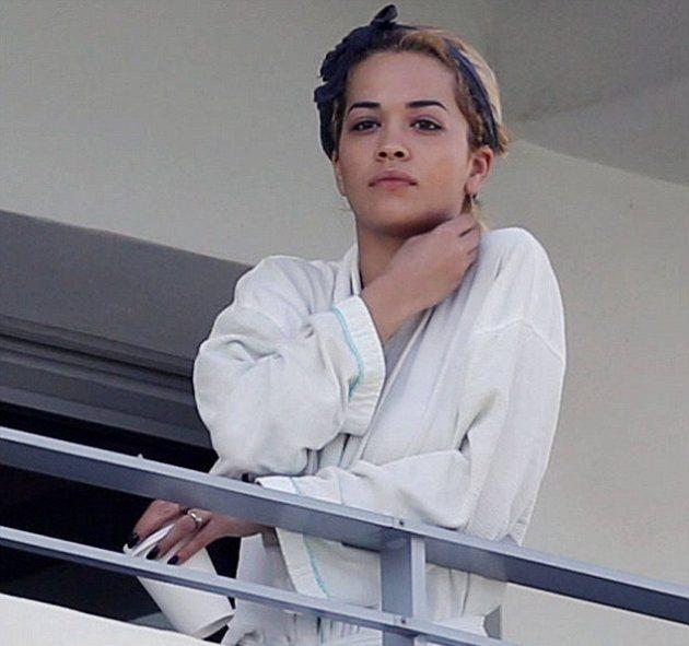 Rita Ora выздоровила