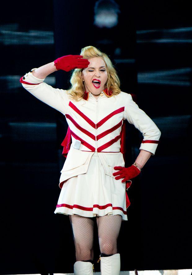 Мадонна является самым высокооплачиваемым музыкантом в мире