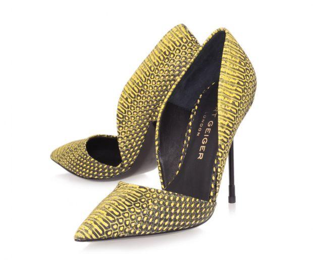 Kurt Geiger выпустили новую коллекцию обуви