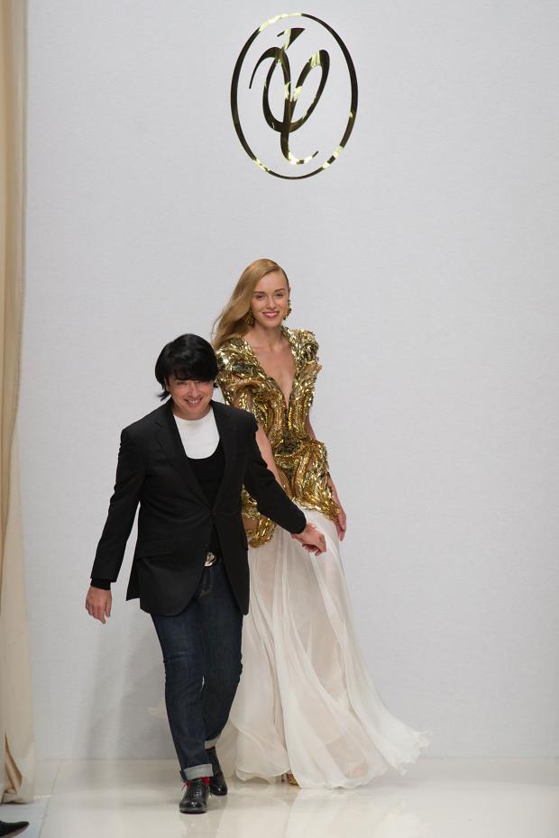 Открытие Недели моды в Москве