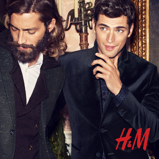 Начались скидки во всех бутиках H & M