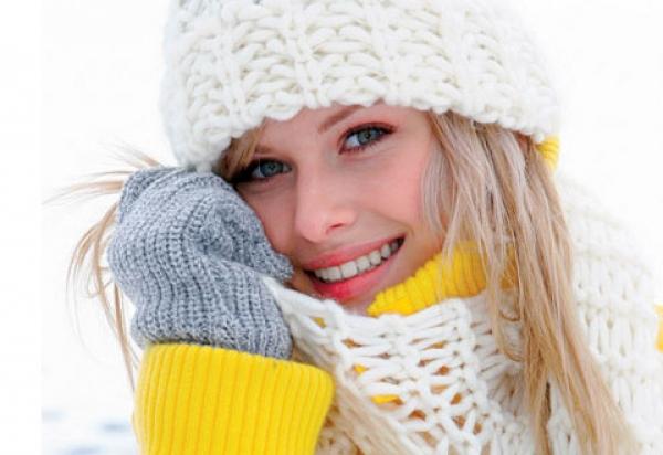 Как позаботиться о коже зимой?