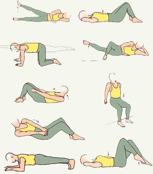 как похудеть ноги и бедра за неделю