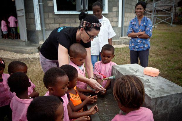 Кэти Перри стала послом доброй воли ЮНИСЕФ