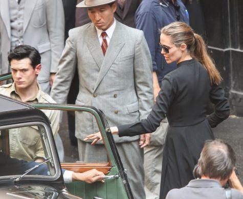 Анджелина Джоли потеряла сознание на съемках