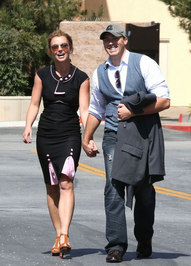 Бритни Спирс снова выходит замуж!