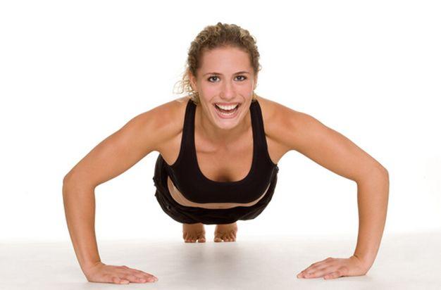 Как эффективно похудеть в руках?