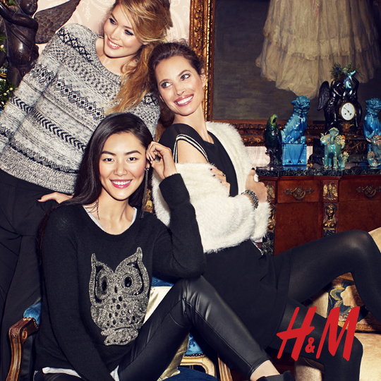 ,Начались скидки во всех бутиках H & M