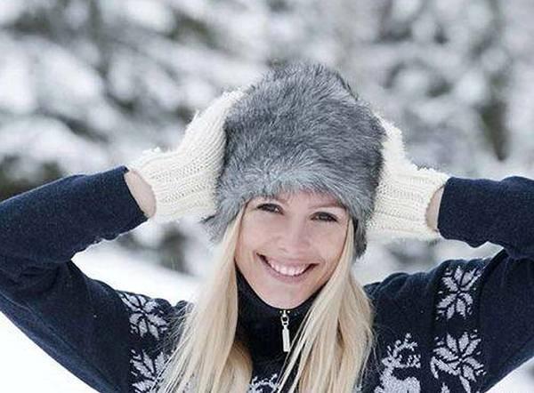 Какой существует правильный уход за волосами зимой?