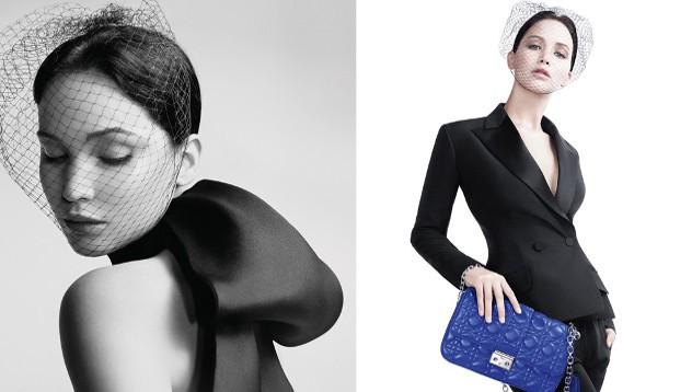 Dior заключил контракт с Дженнифер Лоуренс
