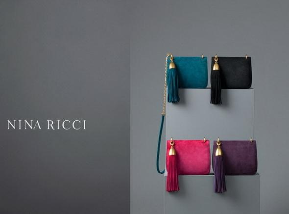 Nina Ricci выпустила новую коллекцию