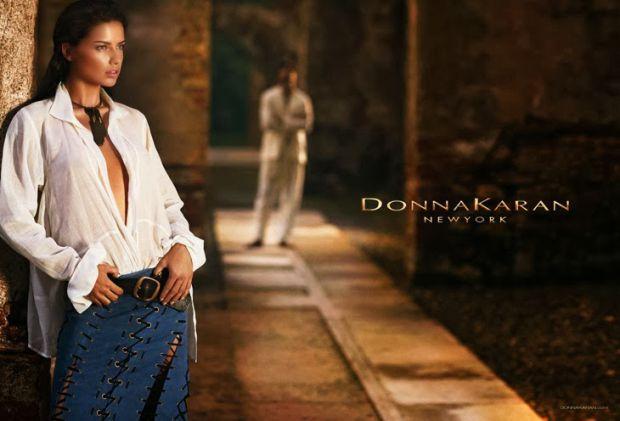 Donna Karan выпустил новую коллекцию