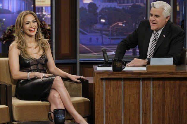 Дженнифер Лопес на передаче Fox