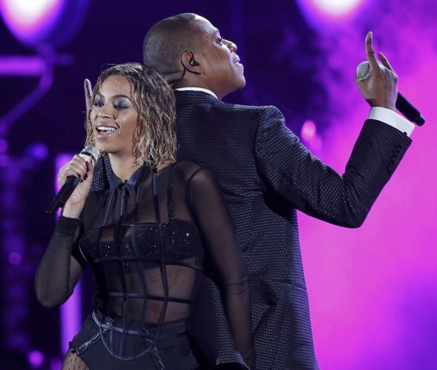 Бейонсе заключила контракт с Jay-Z