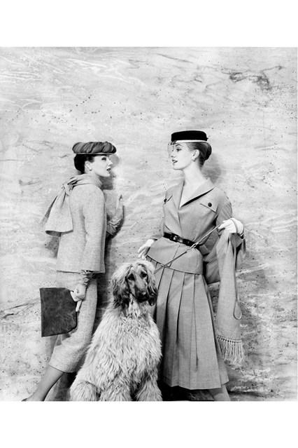 Vogue открыл магазин архивных фотографий