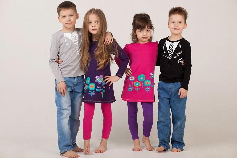 Мода для детей 2014