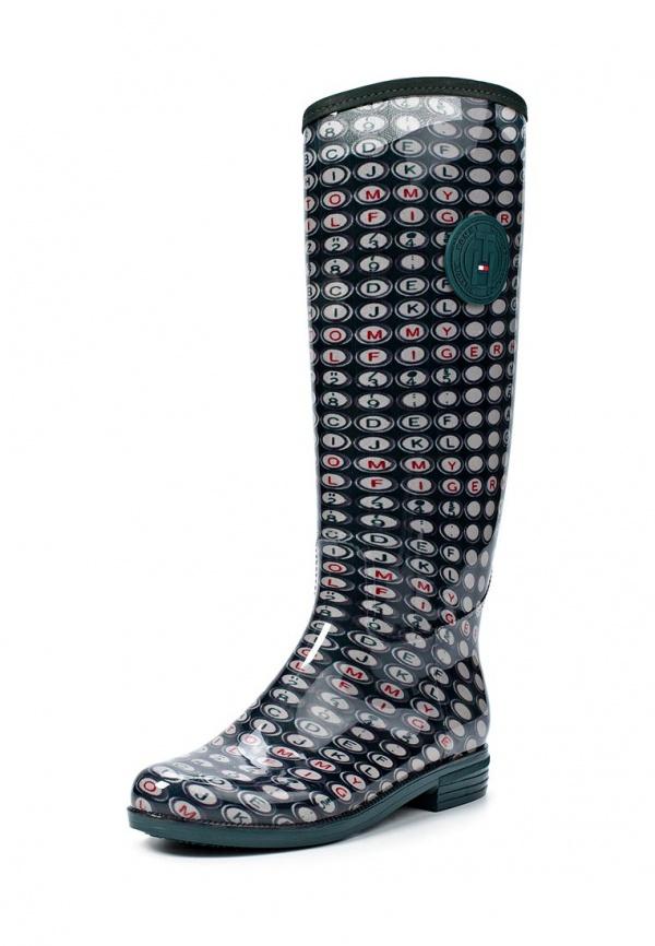 Модные резиновые сапоги 2014