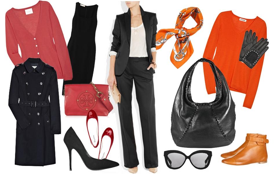 Основные вещи для женского гардероба