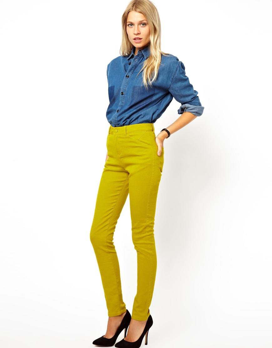 Что носить девушкам с худыми ногами?