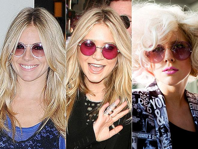 Модные очки 2014 года