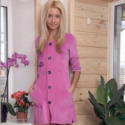Уютные домашние халаты