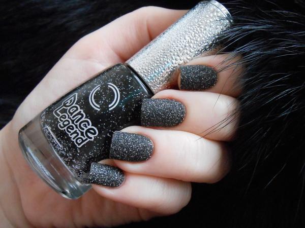 Лак для ногтей с эффектом песка