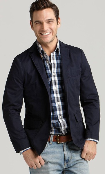 Как подобрать рубашку к пиджаку?