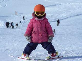 Как выбрать горные лыжи новичку?