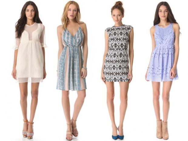 Как подобрать вечернее летнее платье